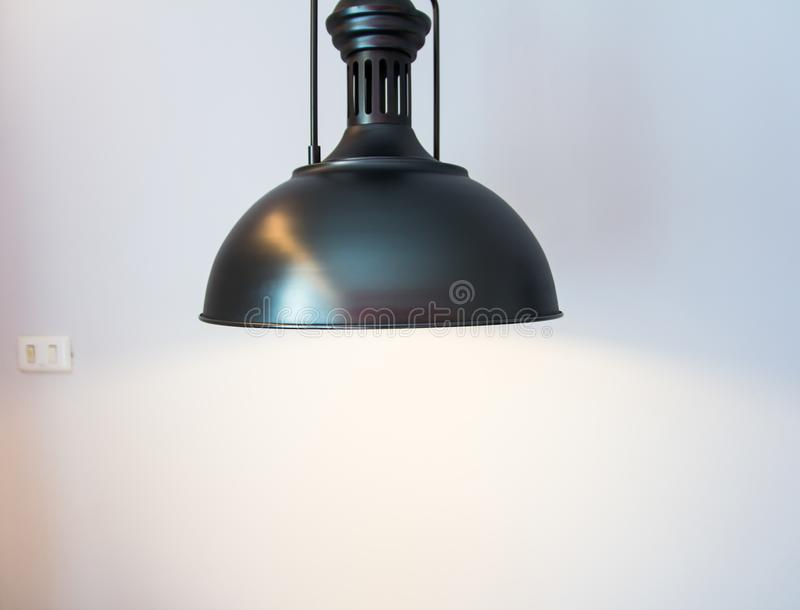 Lamp stock image