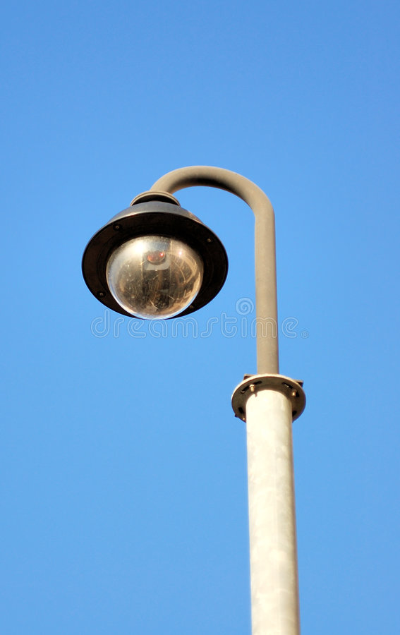Download Lamp-a-like CCTV Stock Image - Image: 4516731