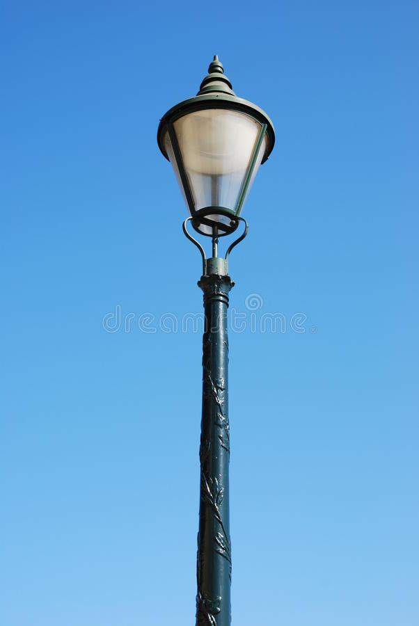 Download Lamp post stock photo. Image of blue, decorative, object - 11662440
