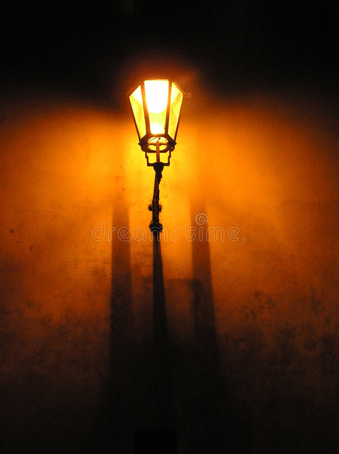Lamp-Post royalty free stock images