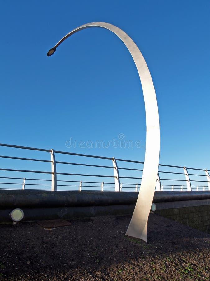 Lamp-post stock photography