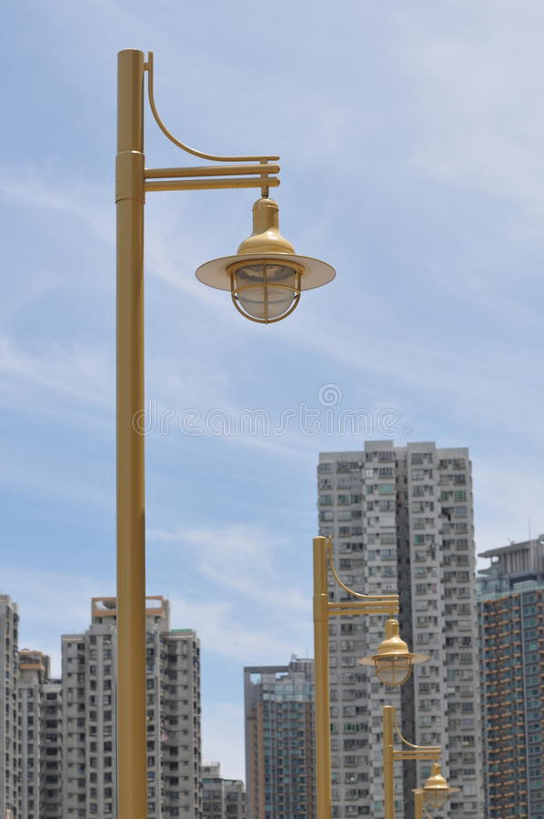 Lamp post stock image image of power residential house 57431905 download lamp post stock image image of power residential house 57431905 aloadofball Gallery