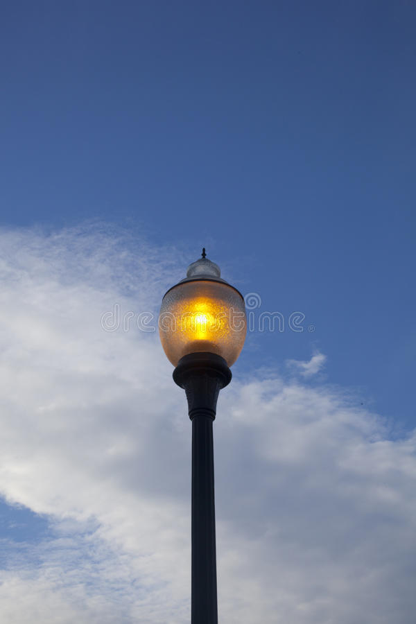Download Lamp Post stock image. Image of colorful, illumination - 36265573
