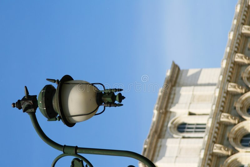 lamp street στοκ εικόνες