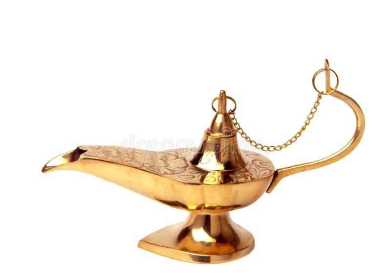Lamp van Kennis royalty-vrije stock afbeelding