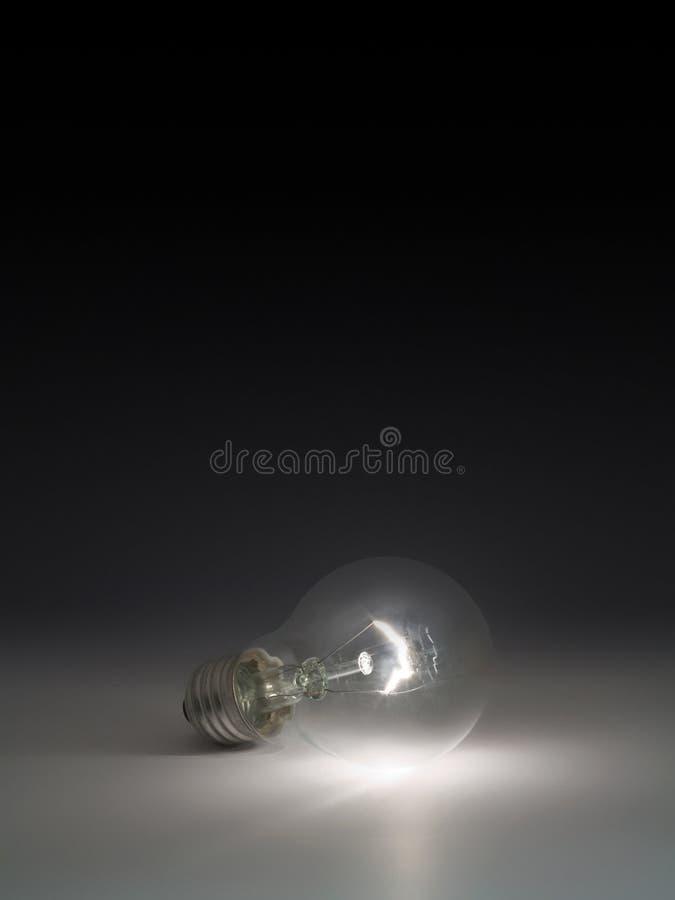 Lamp voor ontwerpers het gebruiken stock fotografie