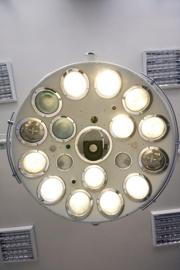 lampa chirurgicznie obrazy stock