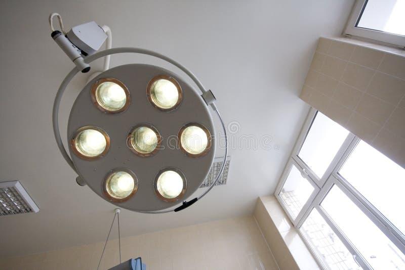 lampa chirurgicznie zdjęcie stock