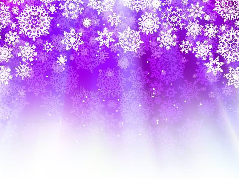 lampa för eps för 8 bakgrundsjul - purple stock illustrationer