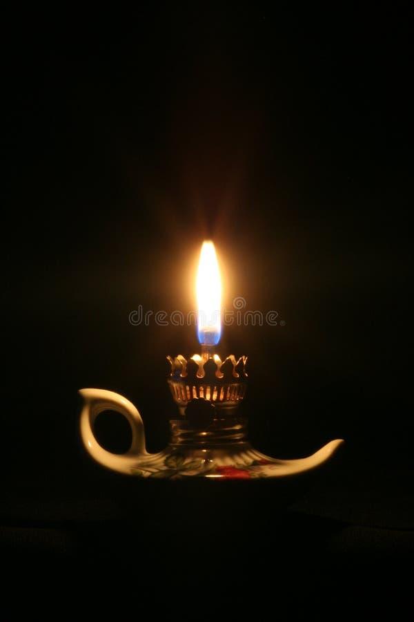 lampa oleju zdjęcie stock