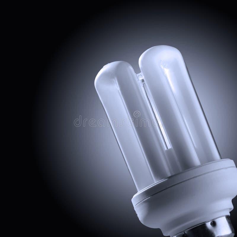 lampa rozjarzona obraz stock