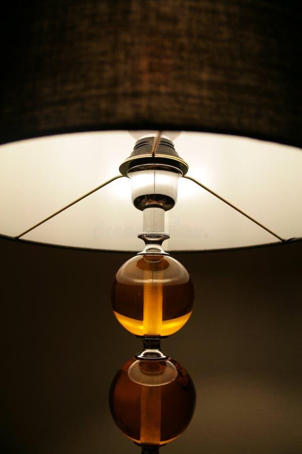 lampa stół zdjęcia royalty free