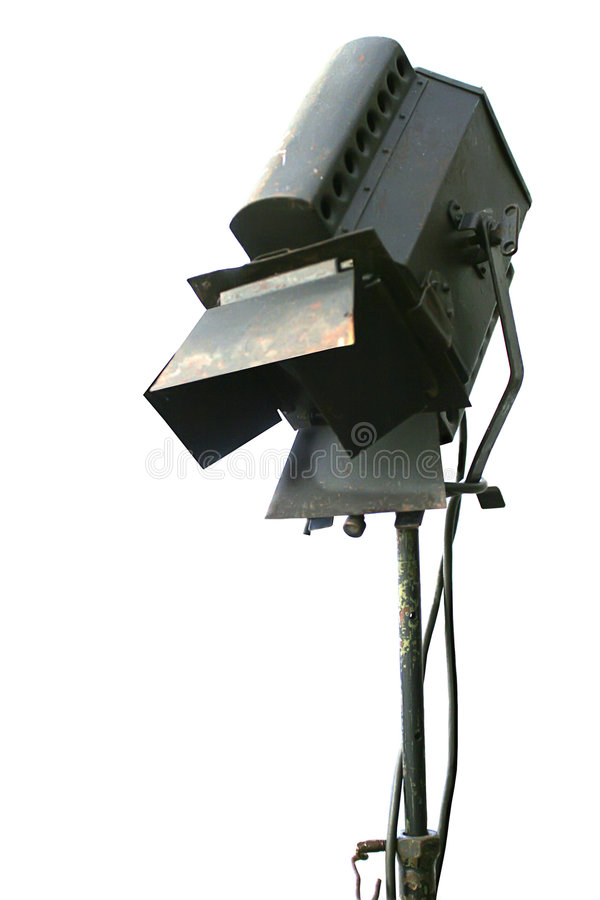 lampa studio retro zdjęcie royalty free