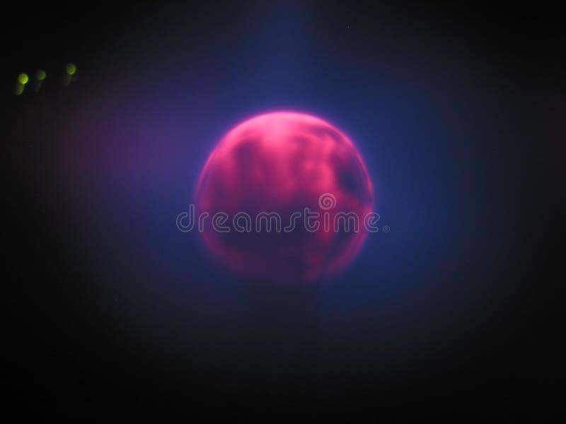 Lampada 6 del plasma fotografie stock libere da diritti