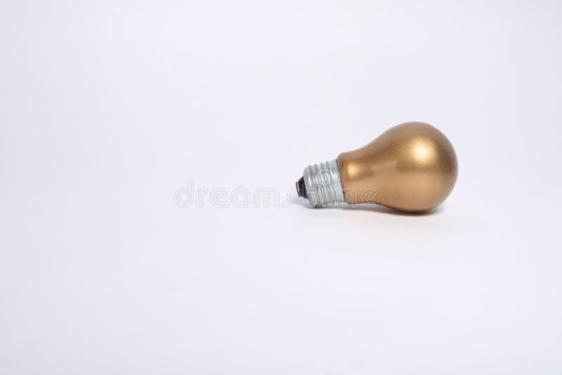 Download Lampada dell'oro. immagine stock. Immagine di colore, creatività - 7319593