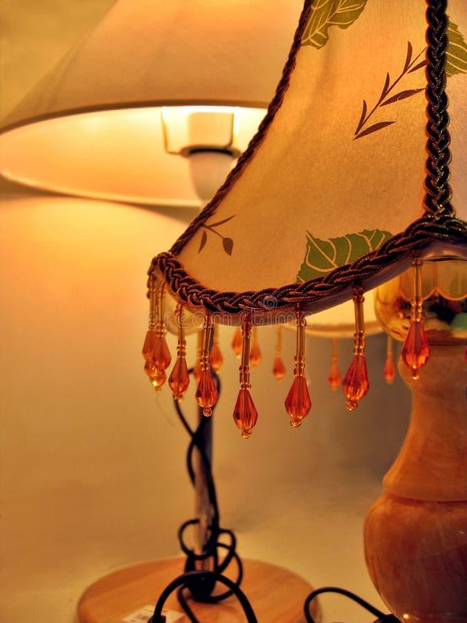 Lampada della lampada oh! fotografie stock libere da diritti