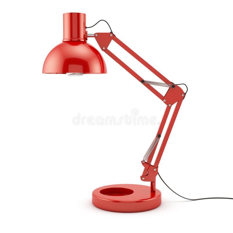 Lampada della Tabella illustrazione vettoriale