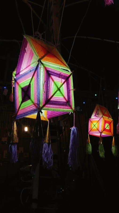 lampada della Tailandia fotografie stock
