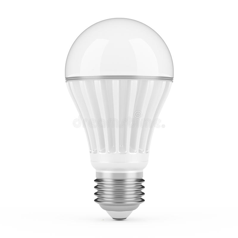 Lampada moderna del LED illustrazione vettoriale