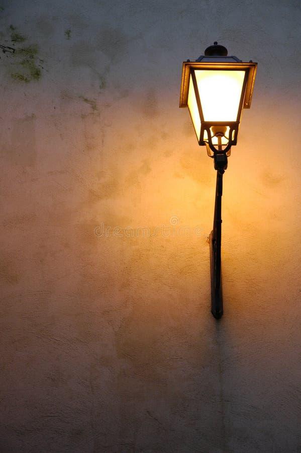 lampadaire photographie stock libre de droits