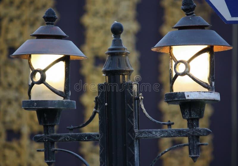 Lampade. fotografia stock