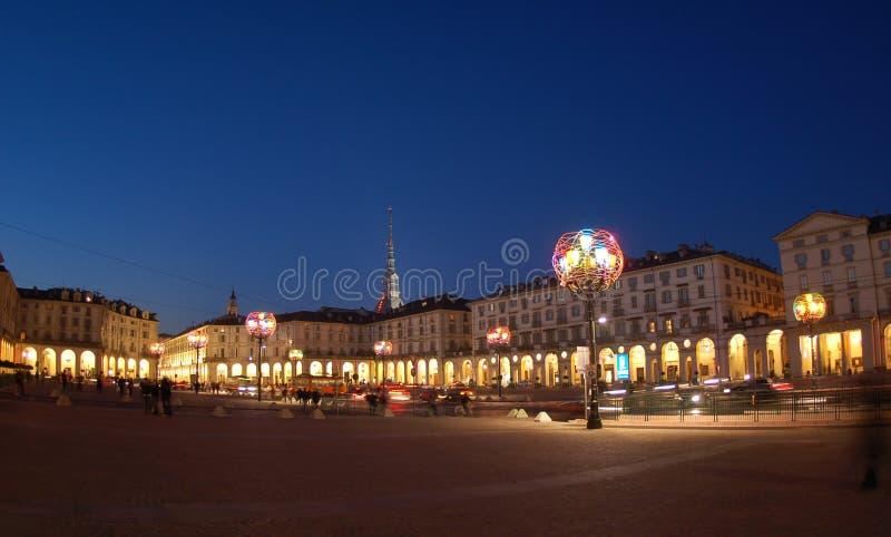 Lampade Artistiche A Torino Immagine Stock - Immagine: 3678811