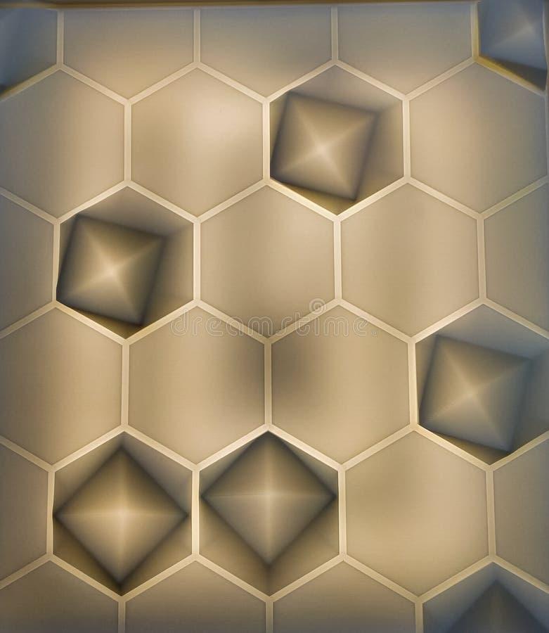 lampade trasparenti diffuse dei semi leggeri fotografia stock libera da diritti