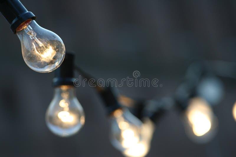 Lampadine fotografie stock libere da diritti