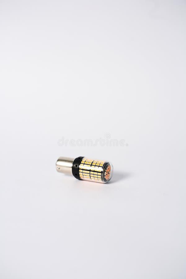 Lampadine del segnale del LED immagine stock