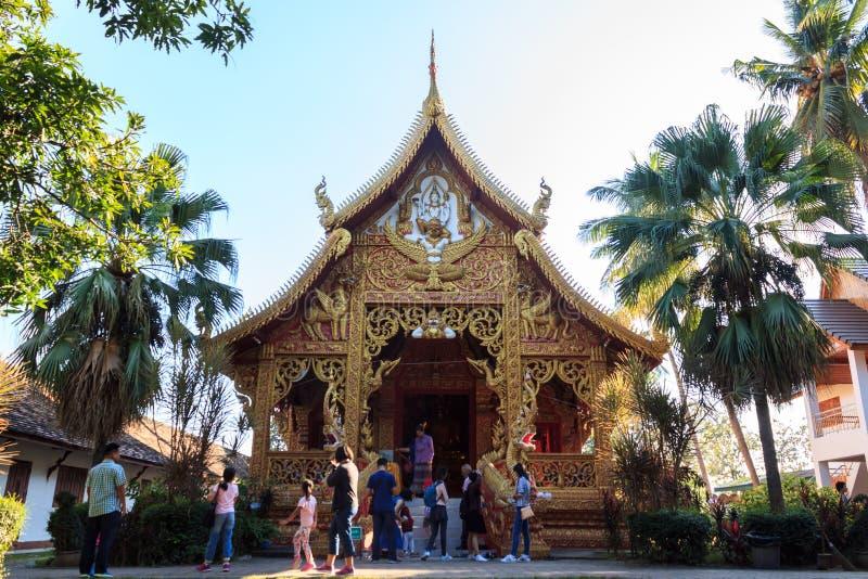 Wat Phra That Lampang Luang. royalty free stock images