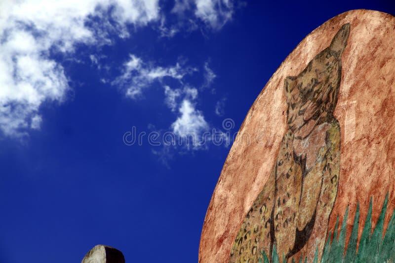 Lamparta obraz fotografia stock
