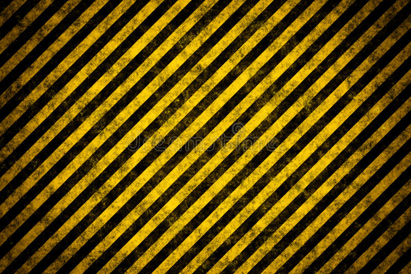 lampasa szablonu ostrzeżenie zdjęcie stock