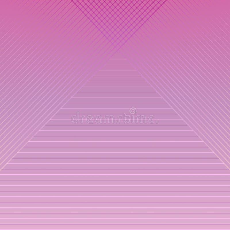 Lampasy deseniują tła zaproszenia karty eleganckiego graficznego wektor ilustracja wektor