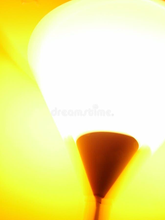 Lampe à lueur photo libre de droits