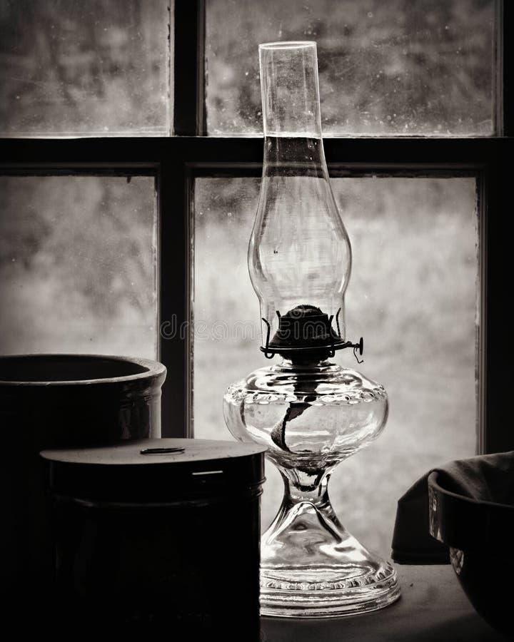 Lampe à pétrole photos libres de droits