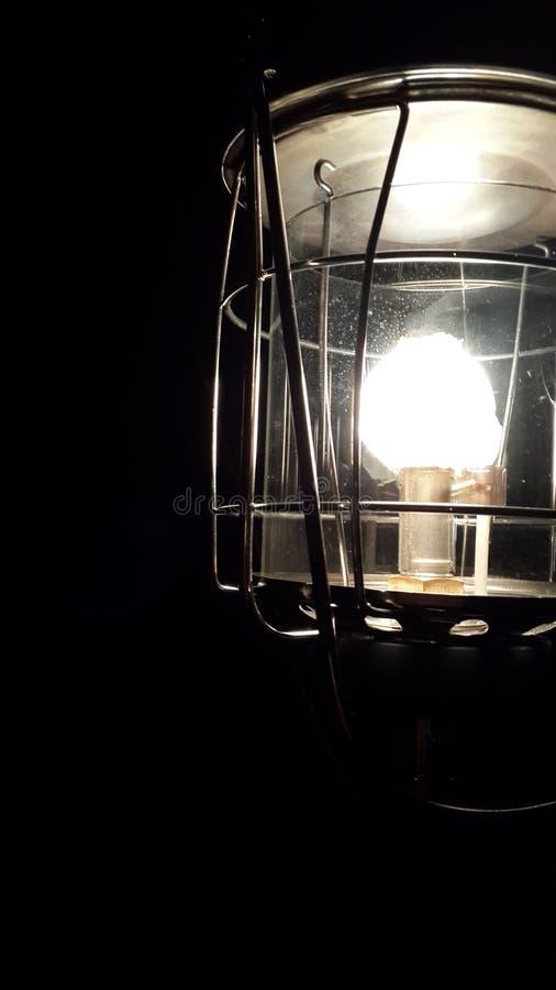 Lampe électrique images libres de droits