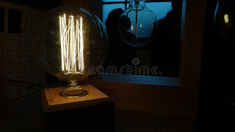 Lampe étonnante images libres de droits
