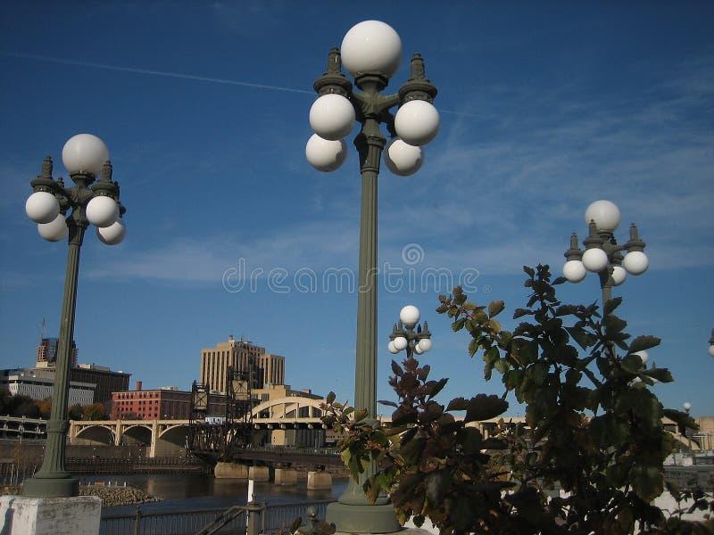 Lampe 5 photo libre de droits