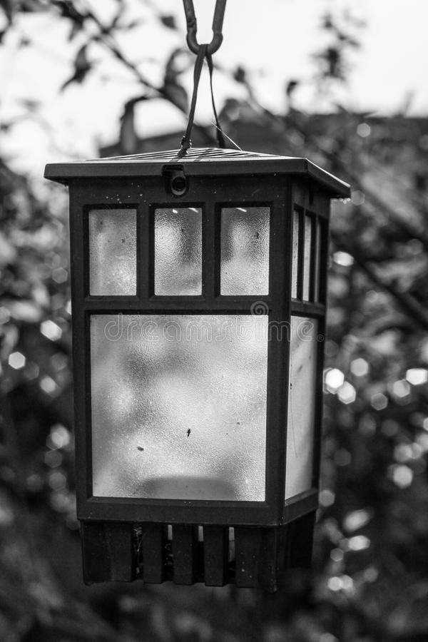 Lampe photographie stock