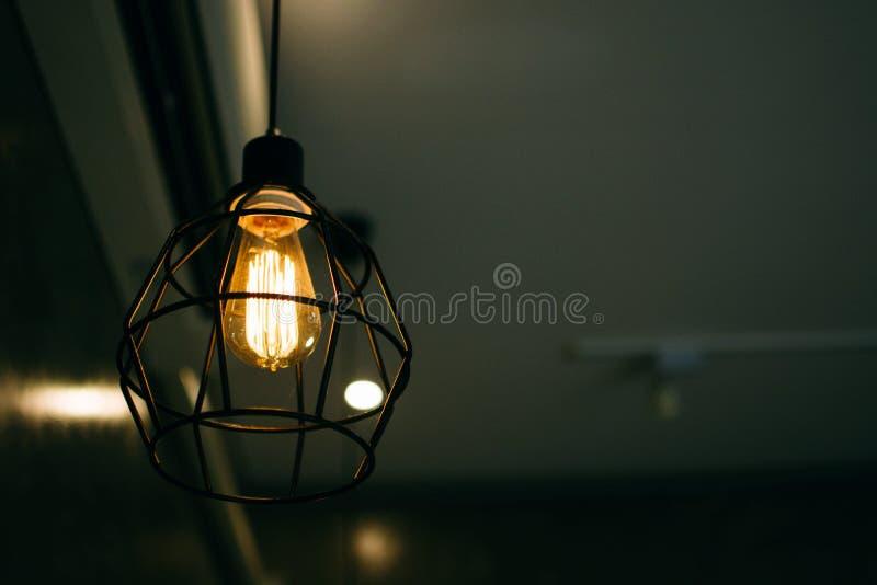Lampe image libre de droits