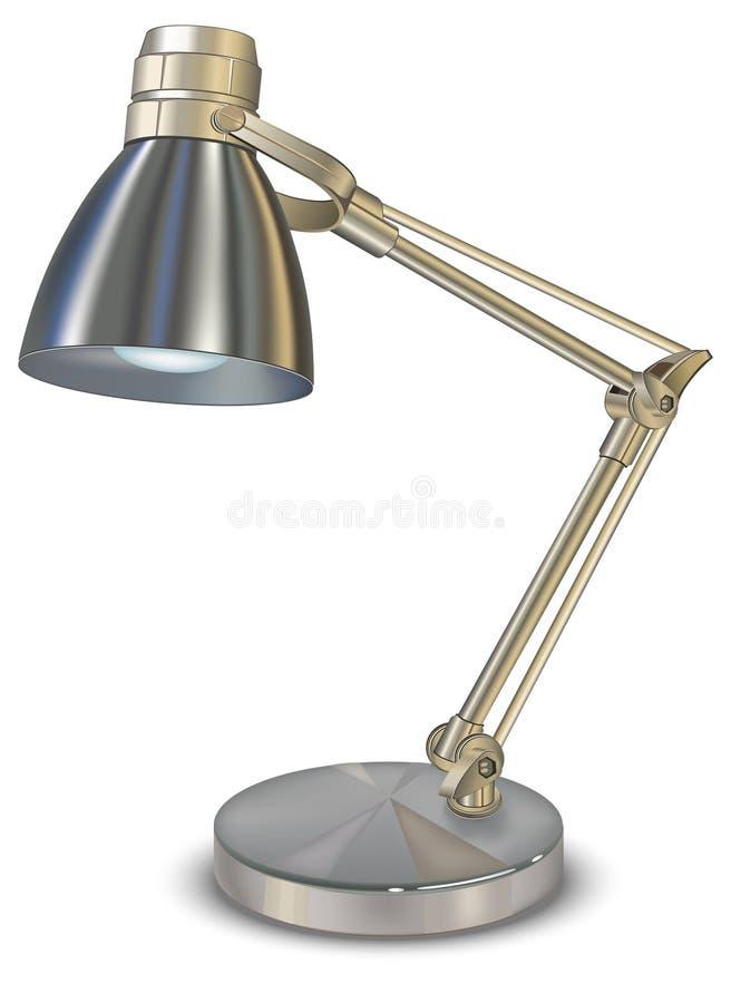 lampe illustration de vecteur
