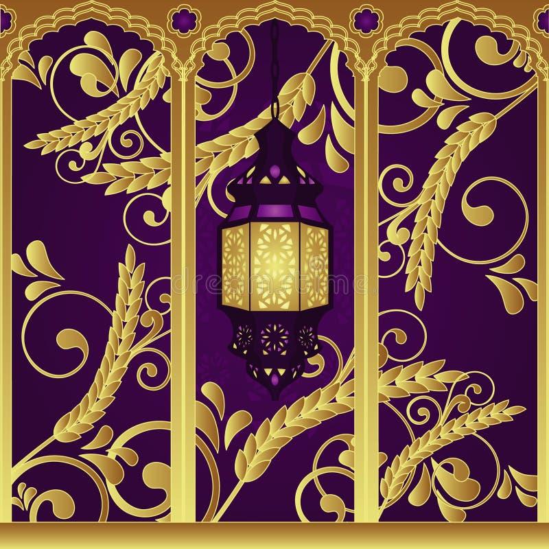 Lampe Arabe de luxe de type