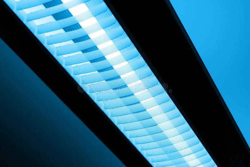 Lampe au néon images stock