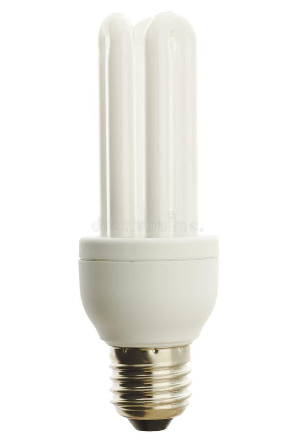 Lampe d'épargnant d'énergie photographie stock
