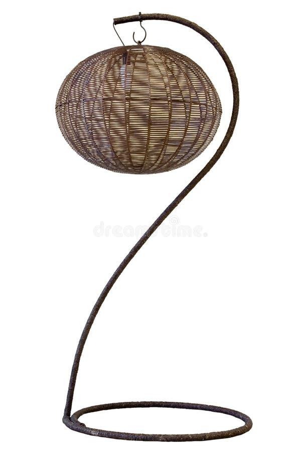 Lampe D étage Photographie stock