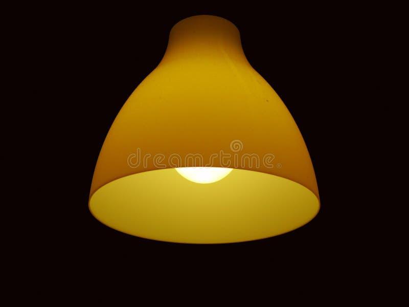 La lampe image stock