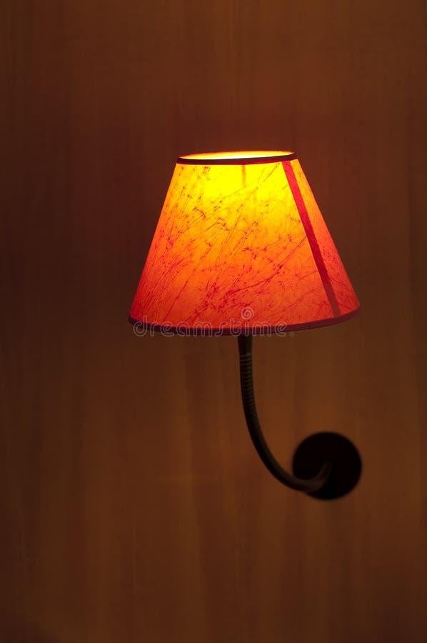 Lampe de bâti images libres de droits