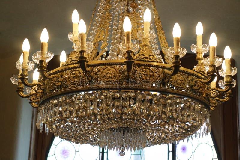 Lampe de bijou images libres de droits