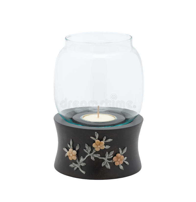 Lampe de chandelier image stock