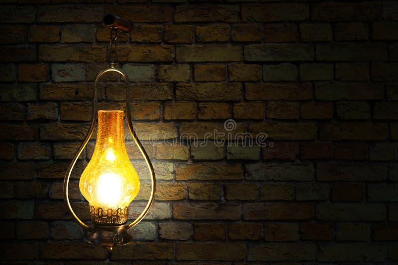 Lampe de cru image stock